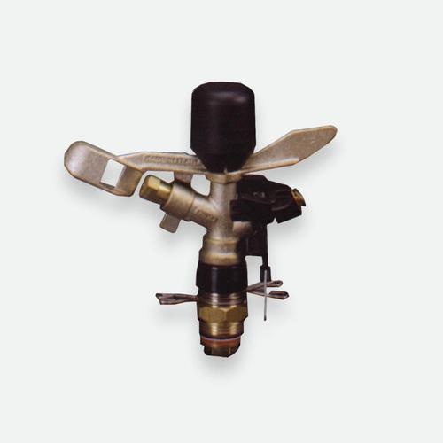 Irrigatore per protezione antibrina soprachioma