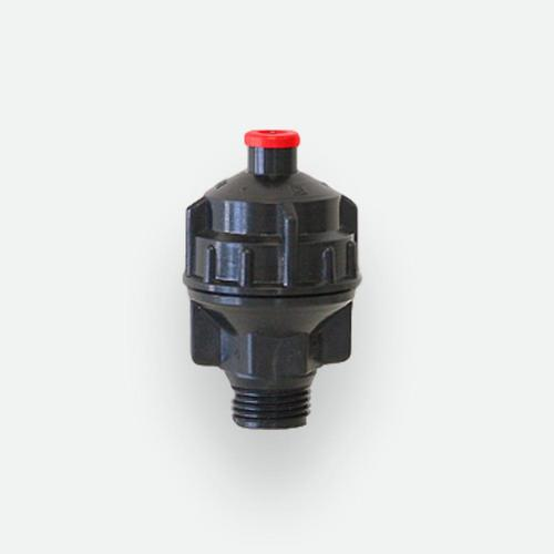 Mini irrigatore dinamico monogetto