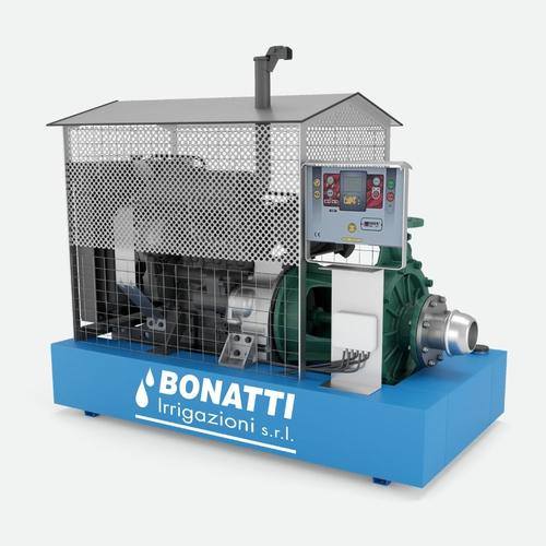Motopompe per irrigazione di precisione