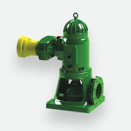 Pompe verticali con testata per trattore